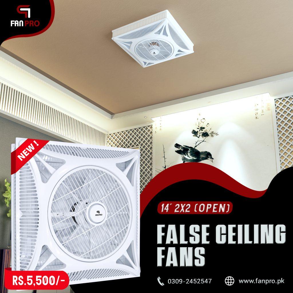 Pakistan False Ceiling Fans